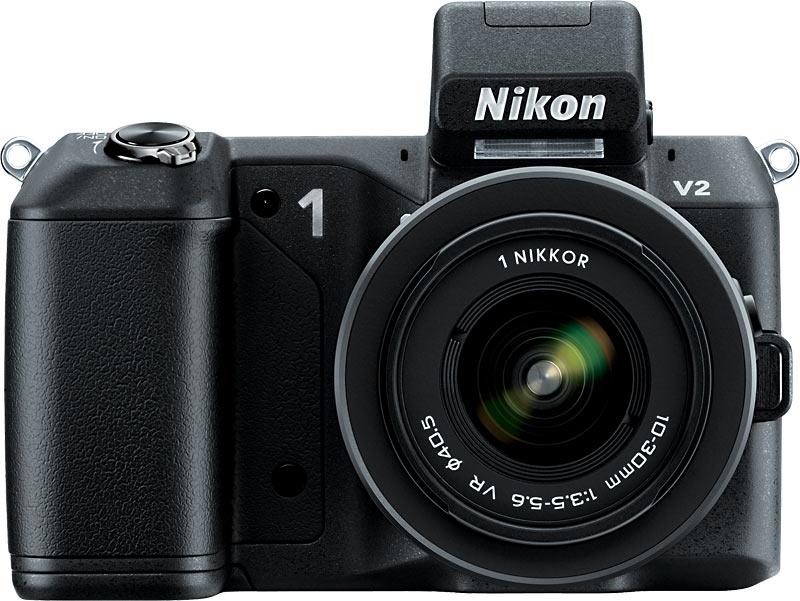 Nikon anuncia su sin espejo Nikon 1 V2