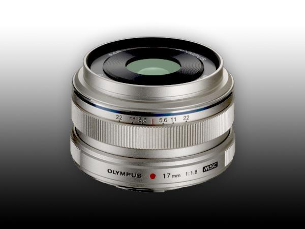Olympus presenta el esperado M.Zukio 17mm f1.8