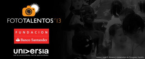 Ya está abierta la convocatoria del Fototalentos 2013