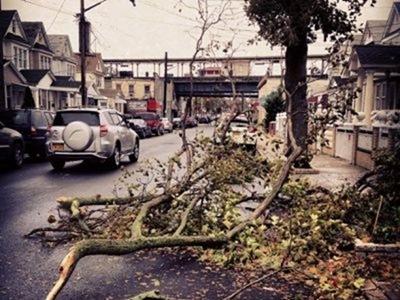Instagram, el mejor periodista del fenómeno Sandy