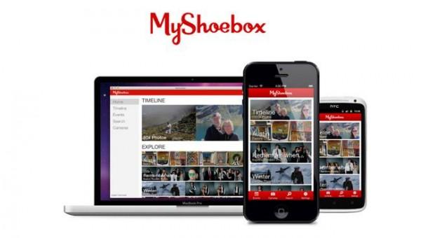 MyShoebox, un nuevo servicio de almacenamiento de fotografía gratuito