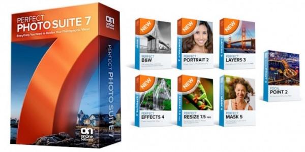 Perfect Photo Suite 7, el programa de onOne Software actualizado