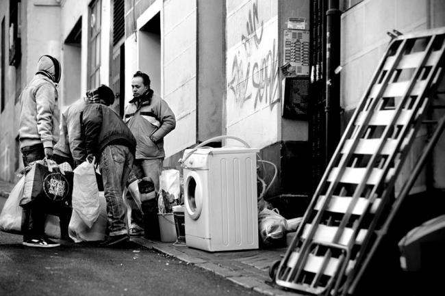 Olmo Calvo se lleva el Luis Valtueña de Fotografía Humanitaria
