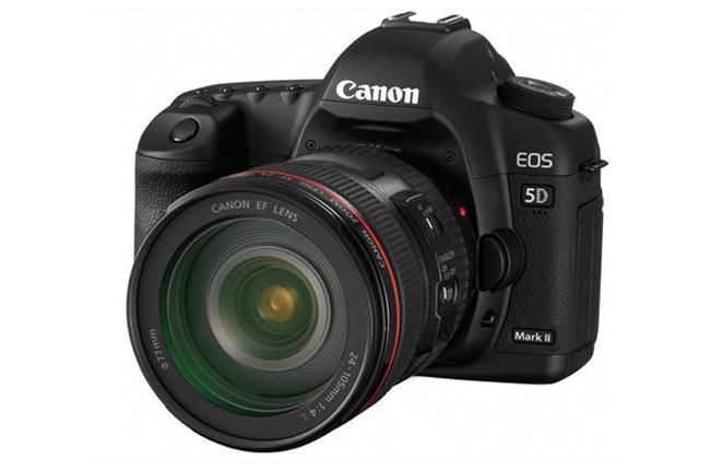 La Canon 5D Mark II ha dejado de comercializarse