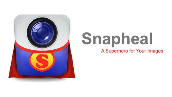Snapheal, un buen regalo para tus fotografías