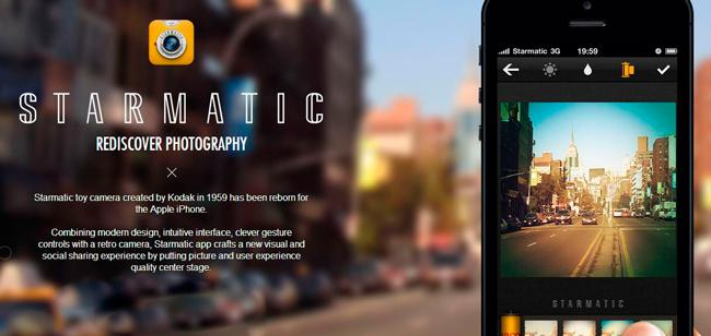 Starmatic, la nueva alternativa a Instagram