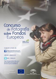 Concurso de fotografía sobre Fondos Europeos