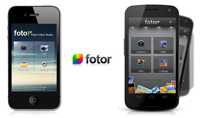 Fotor, otra aplicación fotográfica para smartphones