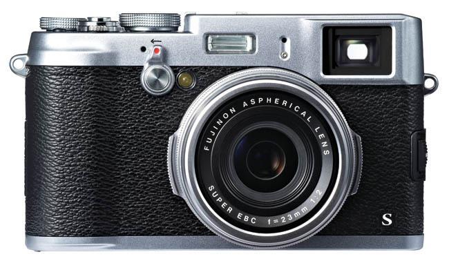 Llega la Fujifilm X100S