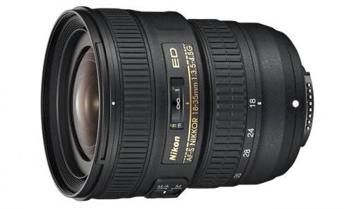 Nuevos objetivos de Nikon (I)
