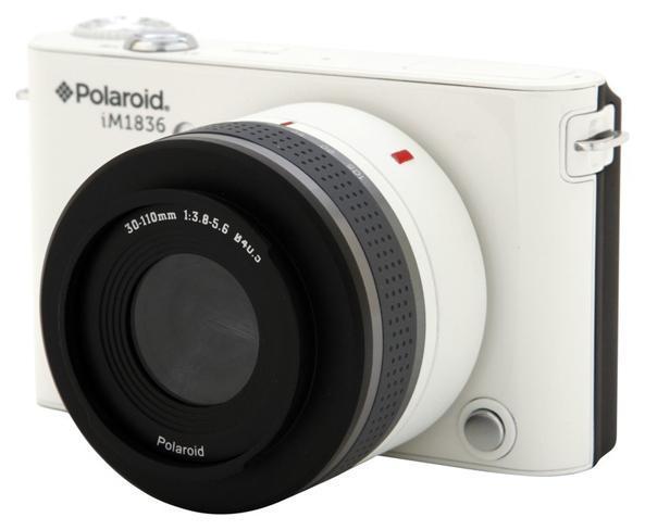 Polaroid iM1836, la nueva cámara de objetivos intercambiables