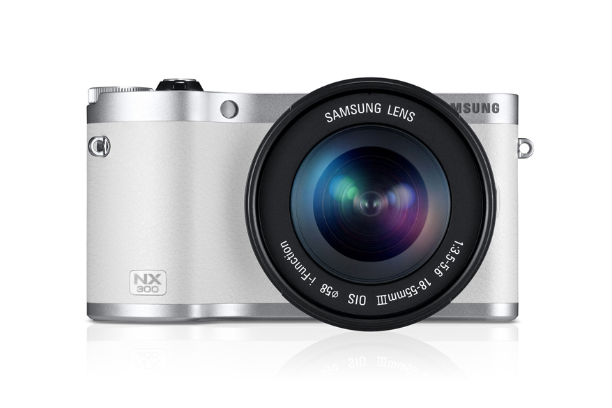 Samsung inaugura el año fotográfico con la NX300