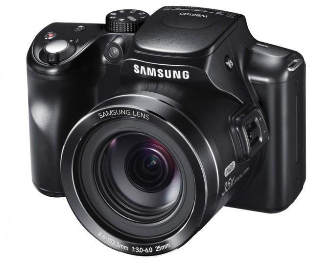 Samsung WB2100, otra nueva cámara bridge por parte de Samsung