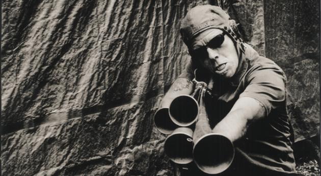 Anton Corbijn y Tom Waits sacan libro de fotografías