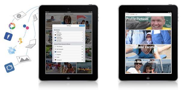 Woven, una aplicación para organizar fotografías