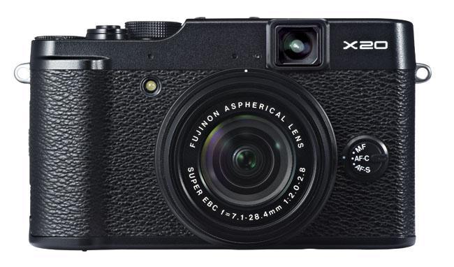 Fujifilm sigue renovando con su nueva X20