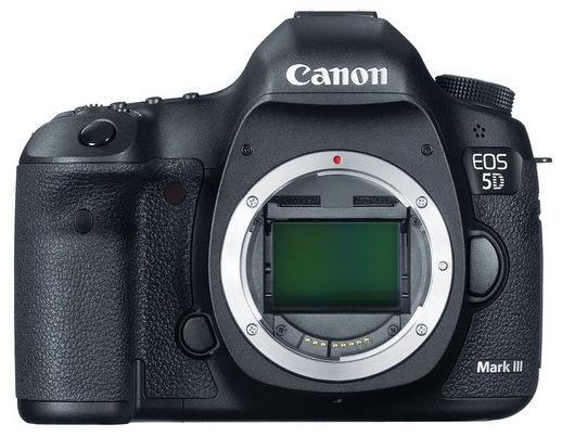 Canon intenta solucionar la ralentización de su Canon EOS 5D Mark III