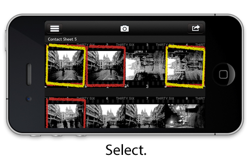 Thirty Six, la última app fotográfica que va a dar que hablar