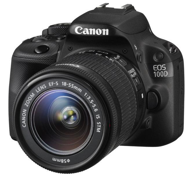 Canon presenta al fin la esperada EOS 100D
