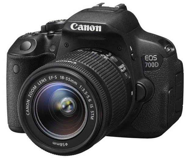 Canon actualiza su 650D y presenta la EOS 700D