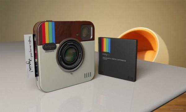 Polaroid Socialmatic Camera, una nueva cámara con el logo de Instagram