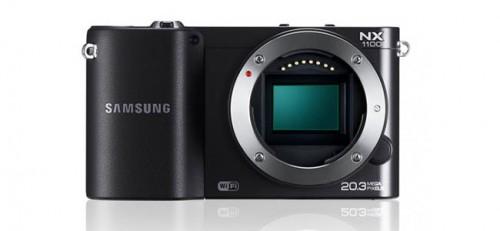 Ya es oficial, tenemos una nueva Samsung NX1100