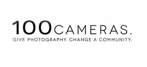 100 Cameras, un proyecto solidario para lugares marginales