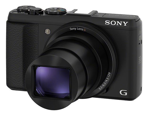 Sony HX50V: gran zoom en un cuerpo pequeño
