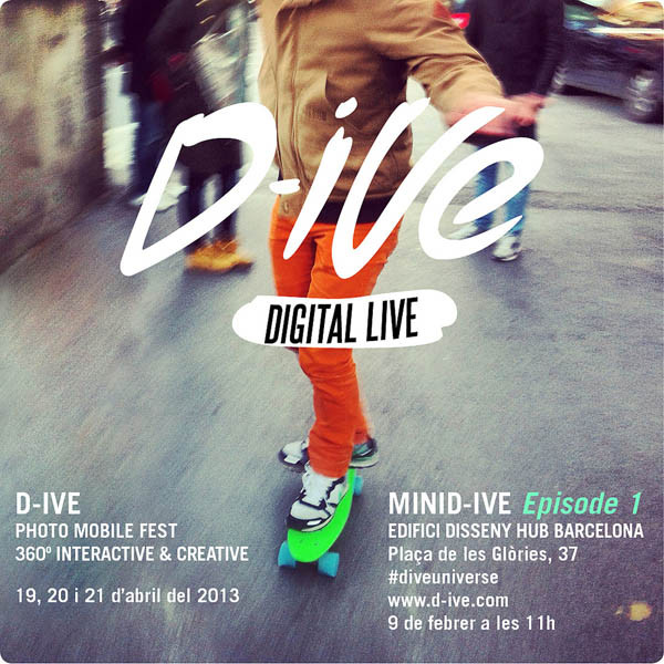 D-IVE, el primer festival de fotografía móvil en España