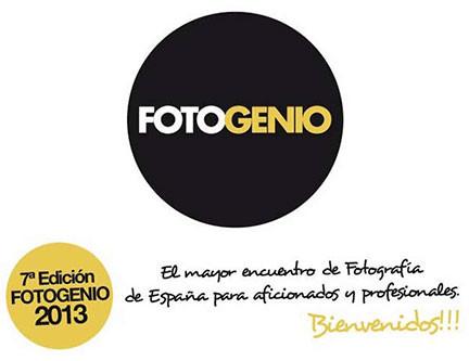 Llega la 7ª Edición del Fotogenio 2013
