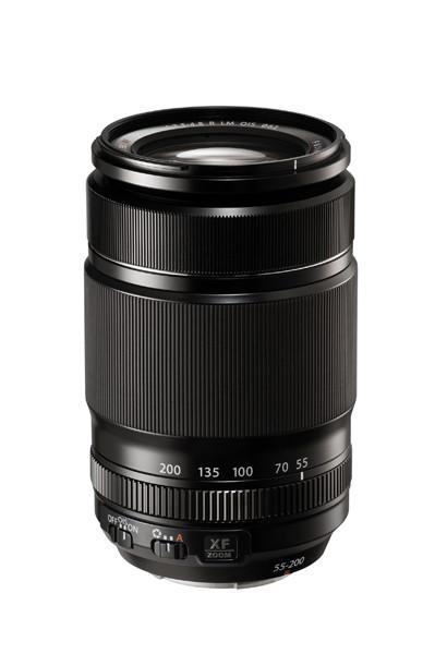 FUJINON XF55-200 mm F3,5-4,8 R LM OIS, el nuevo objetivo de Fujifilm
