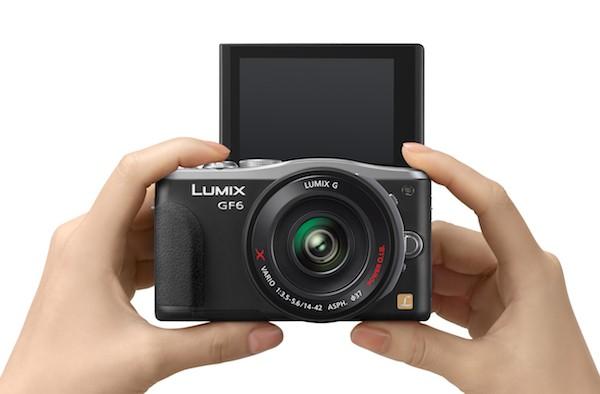 Panasonic desvela la Lumix GF6