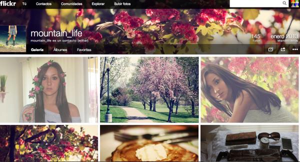 Flickr se renueva por completo