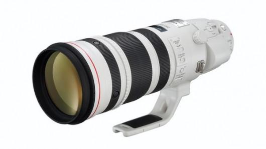 Canon presenta al fin el zoom 200-400mm f4 L IS USM 1,4x
