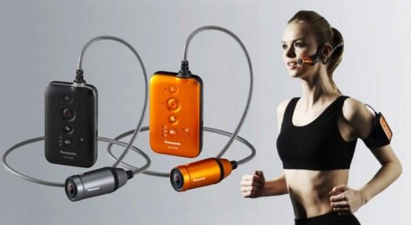 Panasonic HX-A100 Wearable Camcorder, la nueva cámara aventurera