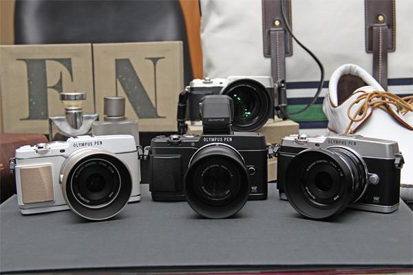 Filtración de las primeras imágenes de la Olympus E-P5 y características