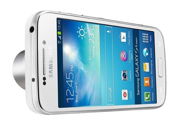 La Samsung Galaxy S4 Zoom ya ha llegado