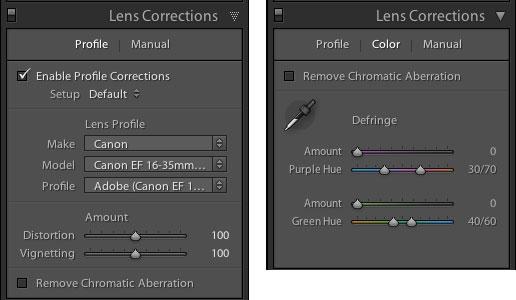 Las claves de la fotografía de interiores: la corrección de lente (I)