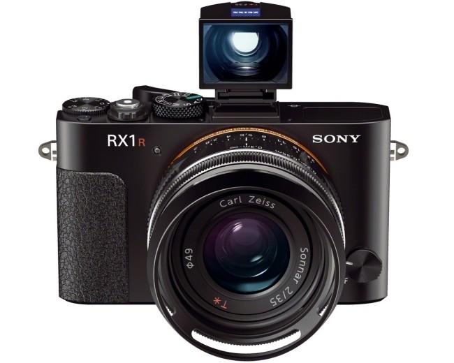 Sony lanza la espectacular RX1R
