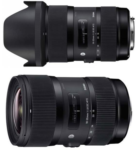 Ya hay fecha y precio para el Sigma 18-35mm f1.8