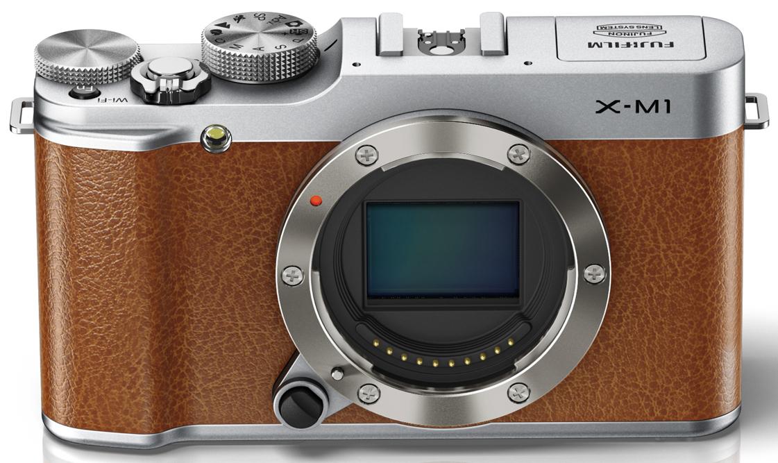Fujifilm presenta la X-M1, su tercera sin espejo