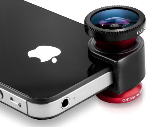 Accesorios para fotógrafos enganchados al iPhone (I)