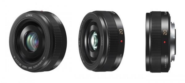Lumix G 20mm / F1.7 II ASPH, el nuevo objetivo de Panasonic