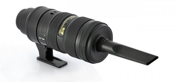 Aspira tu coche con un teleobjetivo Nikon