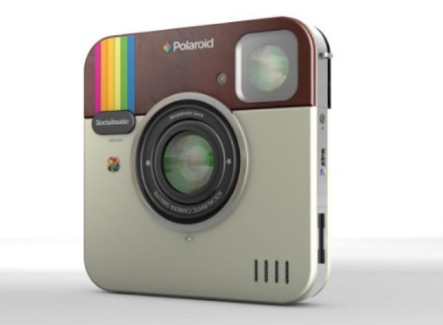 Socialmatic se hará realidad de la mano de Polaroid