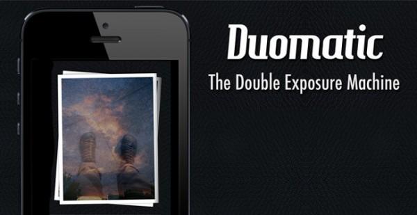 Duomatic, la doble exposición también en los smartphones