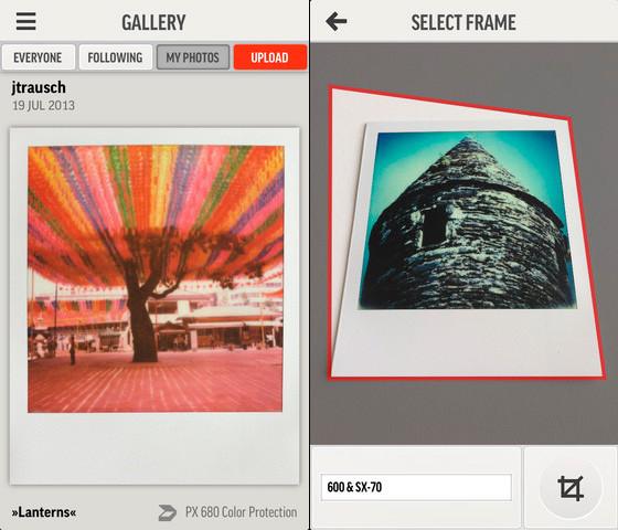 Impossible's Instant Lab, nueva aplicación Polaroid para iPhone