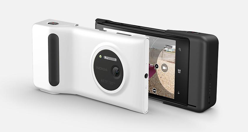 Nokia revienta el mercado de la fotografía móvil
