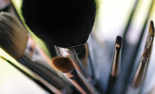Ahorra en la limpieza de la cámara, construye tu propio cepillo