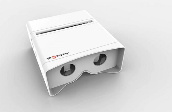 Poppy, el nuevo accesorio 3D para iPhone